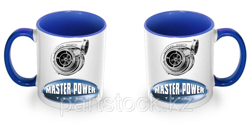 Фирменная кружка MASTER POWER, 800008
