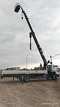 Автовышка АГП телескоп 19 метров шоссейный