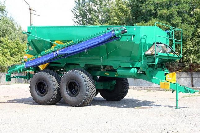 Машина для внесения пылевидных химмелиорантов МШХ-9, фото 2