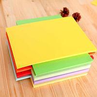 Бумага для офиса (цветная)