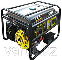 Газовый генератор HUTER DY6500LXG со стартером