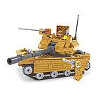 """Игровой конструктор Ausini 22504 (Армия """"Средний танк ASN"""", 229 деталей)"""