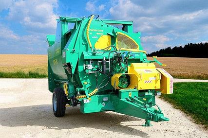 Комплекс машин для заготовки и раздачи кормов