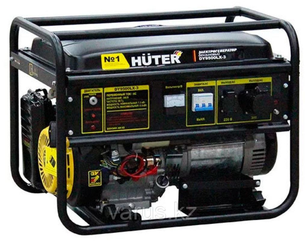 Электрогенератор бензиновый DY9500 LХ-3 со стартером