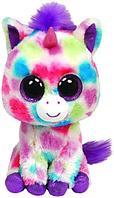 Мягкая игрушка Beanie Boo's Единорог Гармония 40см