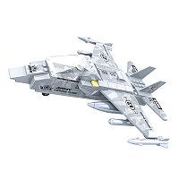 """Игровой конструктор Ausini 22402 (Армия """"Военный истребитель"""", 126 деталей)"""