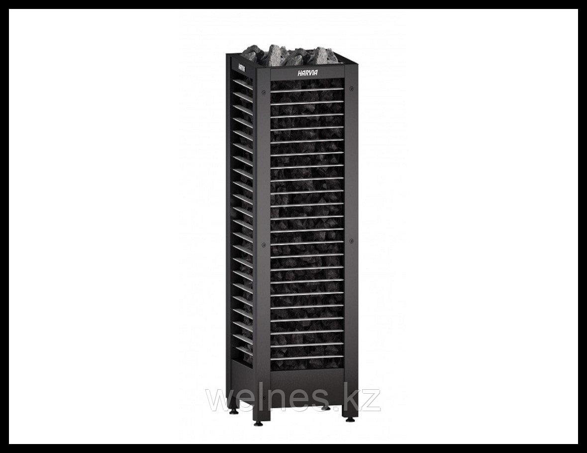 Электрическая печь Harvia Modulo Alto MDA1654G Black (под выносной пульт управления)