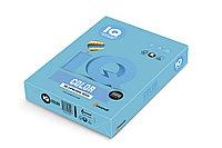 """Бумага """"IQ Color"""" Intensive AB48, светло-синий, формат А4, пл-ть 160 гр/м2, 250 лист/пач. 400969"""