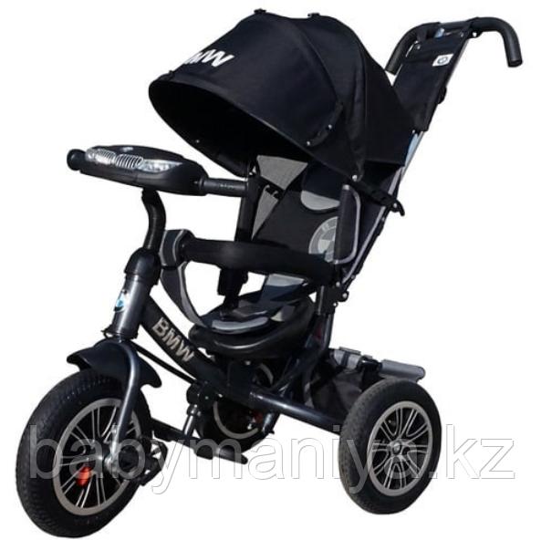 Детский трехколесный Велосипед BMW черный 00-96848