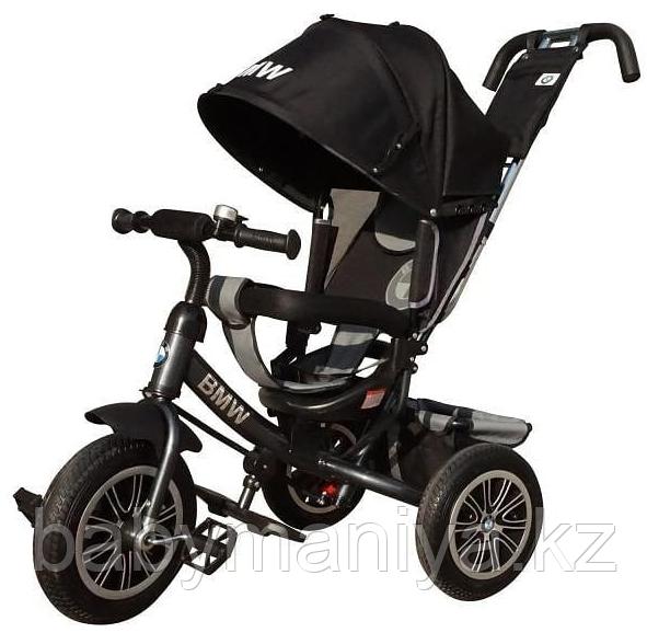 Детский трехколесный Велосипед BMW черный 00-96849