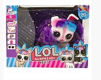 Игровой набор питомец Лол LOL pets с волосами - аналог