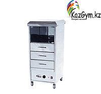 Шкаф жарочный электрический Ф3ШЖЭ/ 21501 (печь для картофеля) (нерж.)  (560х480х1000мм, 3,6кВт, 220В)
