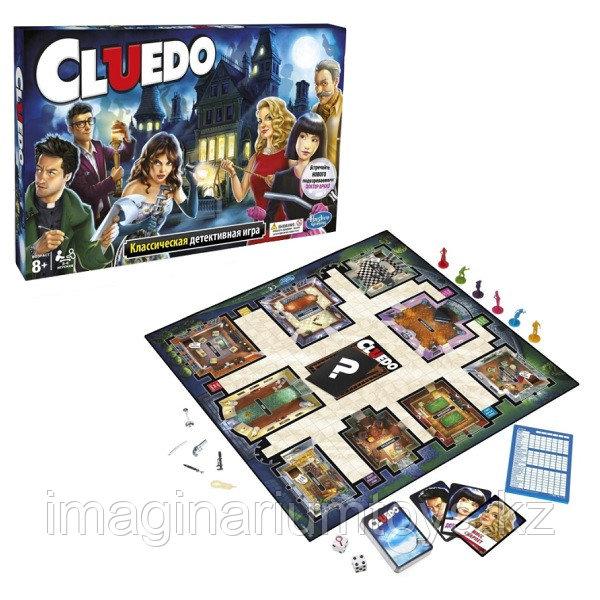 Настольная игра для взрослых Клуэдо