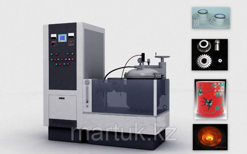 Высокотемпературная микроволновая печь для спекания VMAML6000
