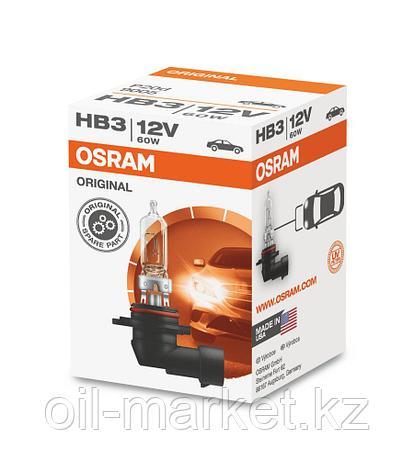 OSRAM Лампа галогенная HB3 60W 12V P20d ORIGINAL LINE, фото 2