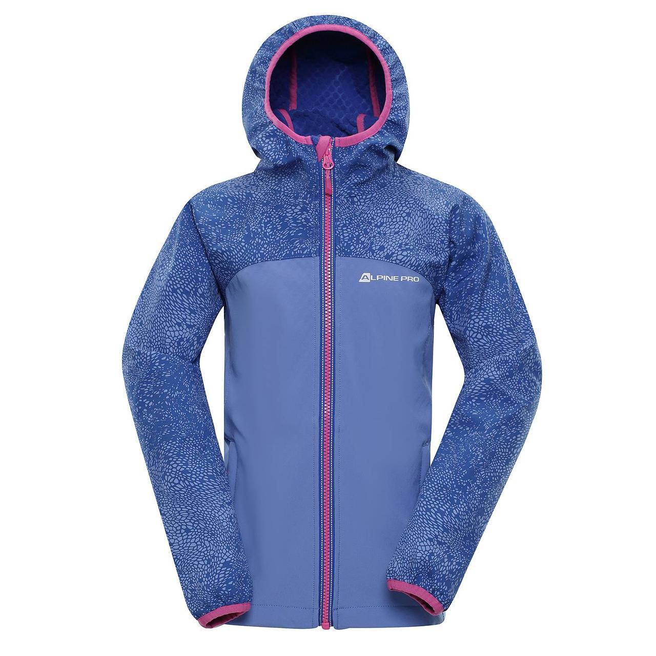 Куртка NOOTKO 8 Фиолетовый, 128-134 - фото 1