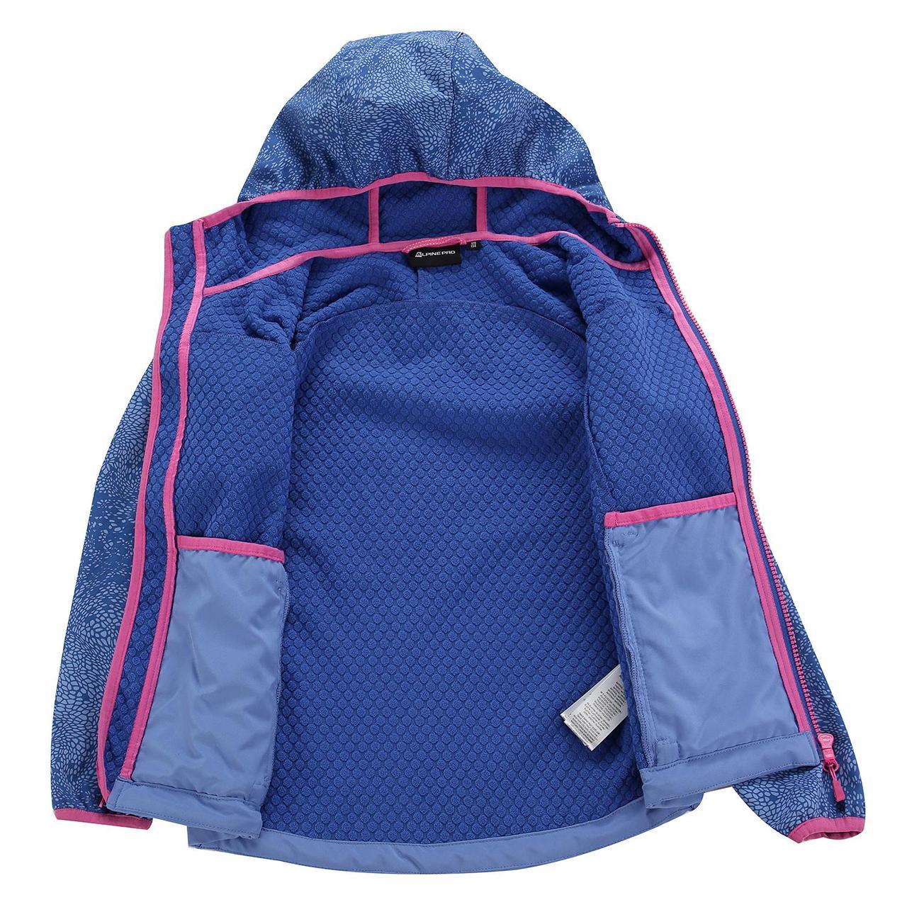 Куртка NOOTKO 8 Фиолетовый, 128-134 - фото 9