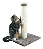 Когтеточка с плюшевым основанием Trixie Parla (Серый) - 40х40х62 см