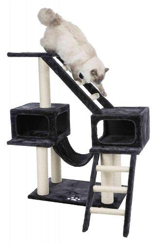 Игровой дом Trixie Malaga (Темно-серый) - 70х45х109 см