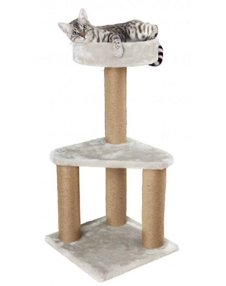 Игровая площадка Trixie Ivan (Светло-серый) - 82 см