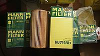 D64/H125 MANN HU719/8x Сменный элемент масляного фильтра