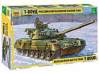 Сборная модель Российский основной боевой танк Т-80УД, фото 1