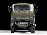 Сборная модель Российский трехосный грузовик К-5350 «Мустанг», фото 3