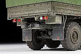 Сборная модель Российский трехосный грузовик К-5350 «Мустанг», фото 6