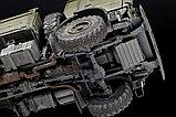 Сборная модель Российский трехосный грузовик К-5350 «Мустанг», фото 9