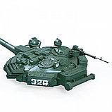 Сборная модель Российский основной танк с активной броней Т-72Б, Подарочное издание, фото 2