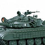 Сборная модель Российский основной танк с активной броней Т-72Б, Подарочное издание, фото 3