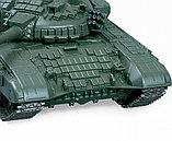 Сборная модель Российский основной танк с активной броней Т-72Б, Подарочное издание, фото 4