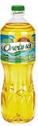Масло подсолнечное «Олейна» 1 л.
