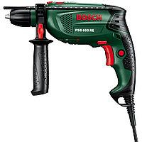 Дрель ударная Bosch PSB 650 RE (0603386663)
