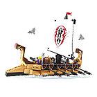 """Игровой конструктор Ausini 27705 (Пираты """"Драккар викингов"""", 431 деталь)"""