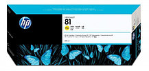 HP C4932A Картридж струйный  HP 81 для DesignJet 5500/5500ps, 680 ml
