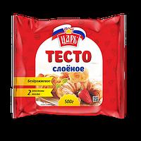 """Тесто слоеное без дрожжевое """"Царь"""", 500 гр"""