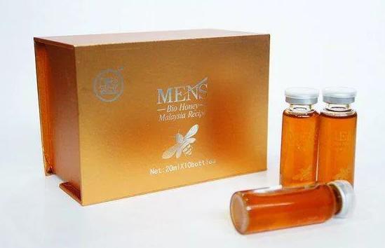 Био-мёд от проблем с мужским здоровьем Men's Bio Honey Dr's Secret (200 мл, Малайзия)