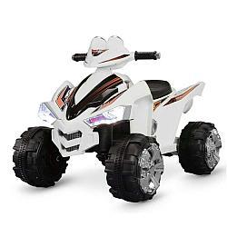 Детский Электро квадроцикл ZHEHUA 12V/7Ah,45W*2 9188-White