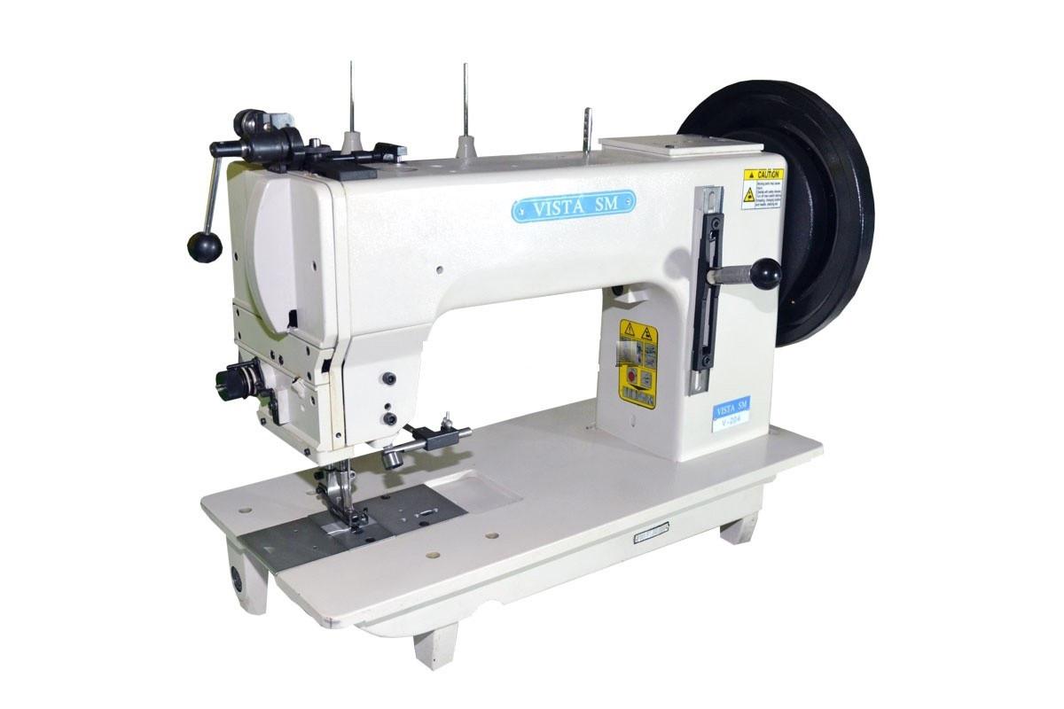Супертяжелая 1-игольная швейная машина Vista SM V-204