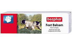Защитная мазь Feet Balsam для подушечек лап собак, Beaphar - 40 мл