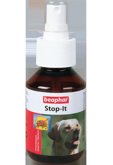 Отпугивающий спрей Stop it Dog для собак, Beaphar - 100 мл