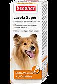 Кормовая добавка Laveta Super для улучшения состояния шерсти собак, Beaphar - 50 мл