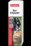 Профилактическое средство Ear Cleaner для чистки ушей животных, Beaphar - 50 мл