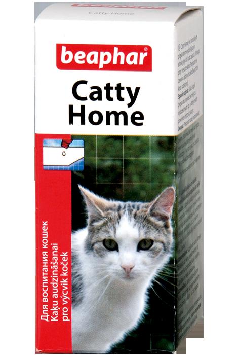 Средство Catty Home для обучения и тренировки кошек и котят, Beaphar - 100 мл