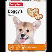 Витаминизированное лакомство Doggy's Junior для щенков, Beaphar - 150 табл.