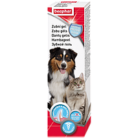 Зубной гель Tooth gel для кошек и собак, Beaphar - 100 г
