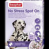 Успокаивающие капли No Stress Spot On для собак, Beaphar - 3 пипетки