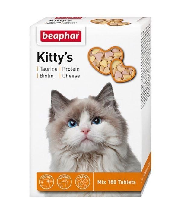 Витамины Beaphar Kitty's Mix для котят - 750 т
