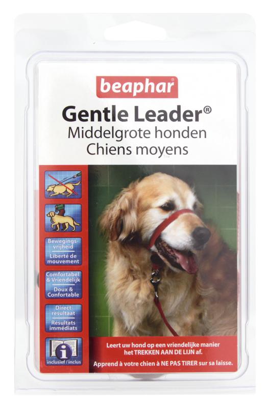 Ошейник-уздечка Gentle Leader for large dog для собак разных размеров, Beaphar
